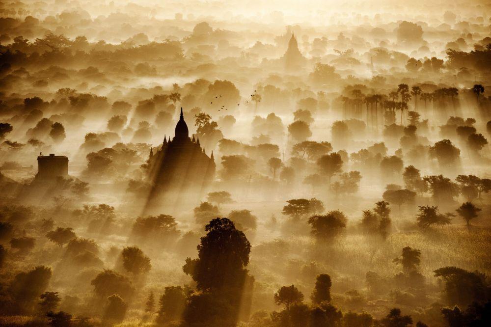 Восход в Мьянме