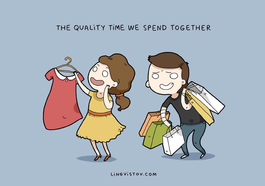 Как мы проводим время вместе