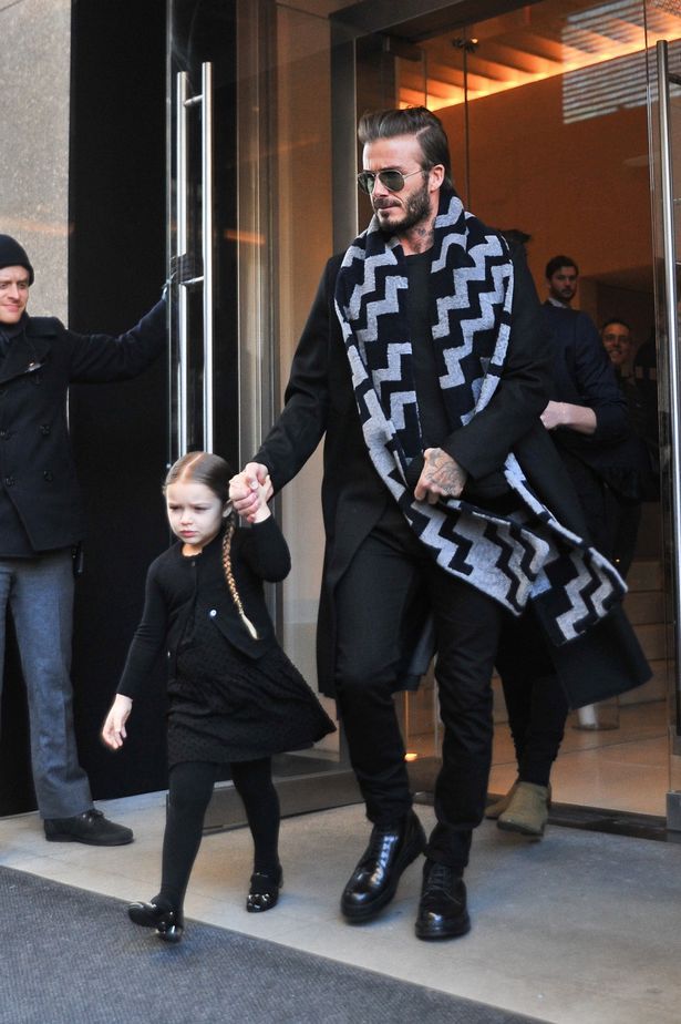 David-Beckham-and-kids-Cruz-Romeo-and-Harper-leave-their-hotel-in-New-York-City