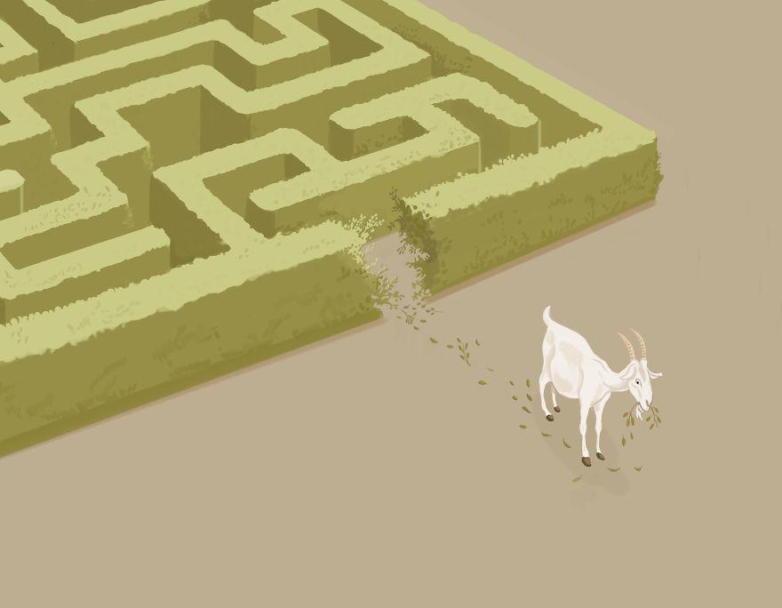 Как вы решаете проблему - используя логику или инстинкты?