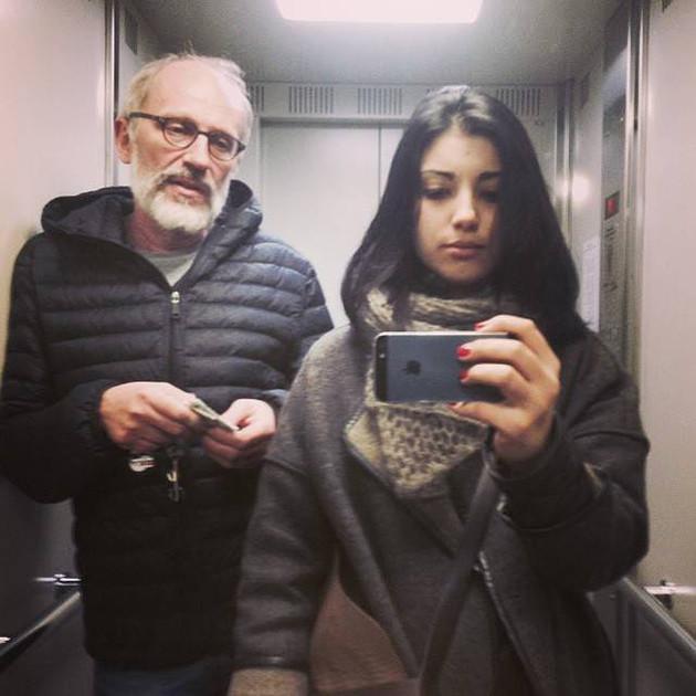 Александр Гордон и Нозанин Абдулвасиева. Разница в возрасте — 30 лет