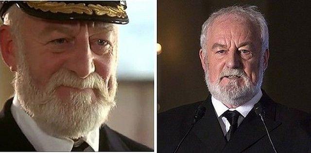 Бернард Хилл — Капитан Эдвард Джон Смитт