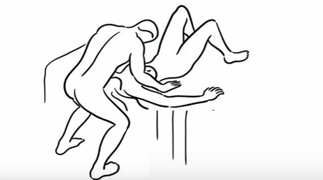Секс в позе рот в рот 14