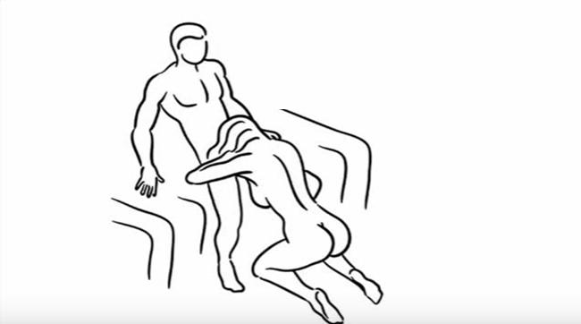 Одноименная поза в сексе