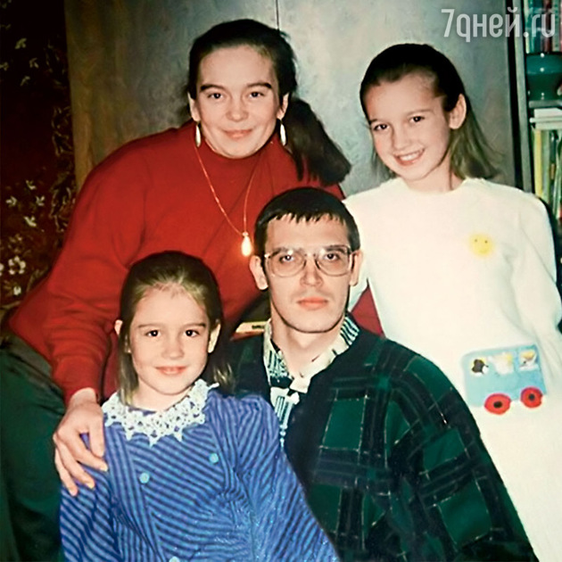 Семья Бузовой