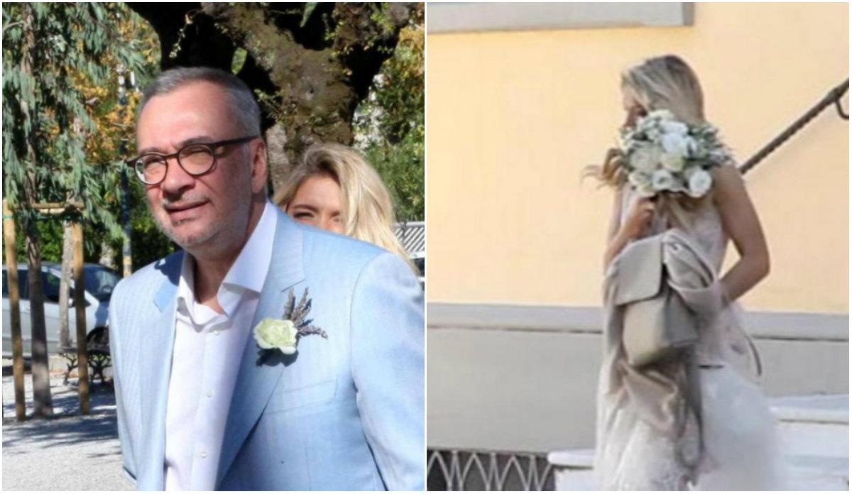 свадьба меладзе и брежневой в италии фото последнюю очередь