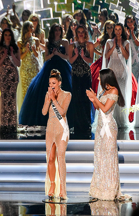 Мисс Вселенная-2017: стала известна победительница — фото