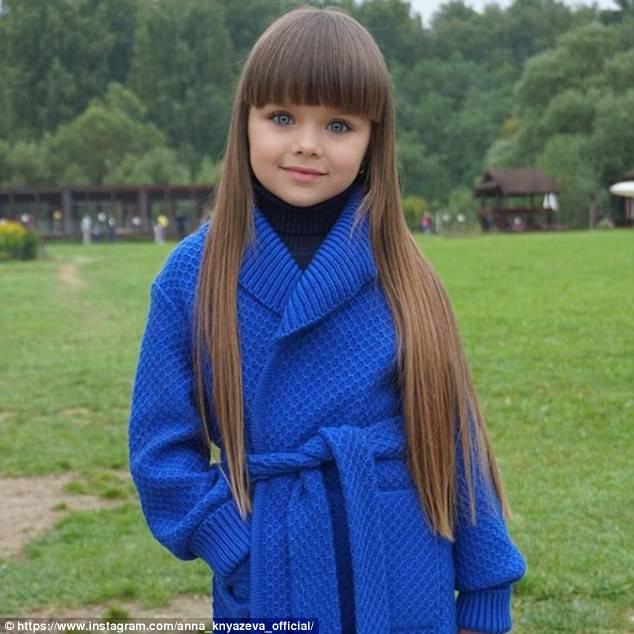 У этой 6-летней российской девочки полмиллиона подписчиков — фото