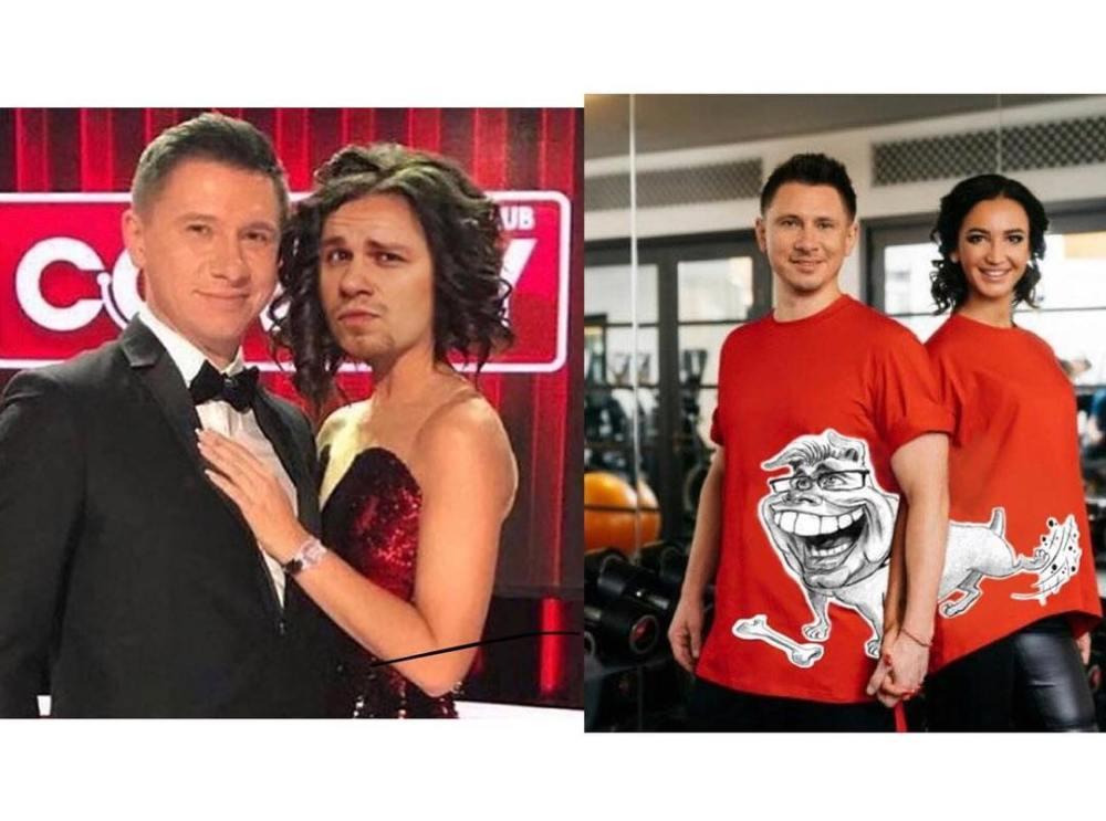 Харламов посмеялся над отношениями Батрутдинова и Бузовой — фото