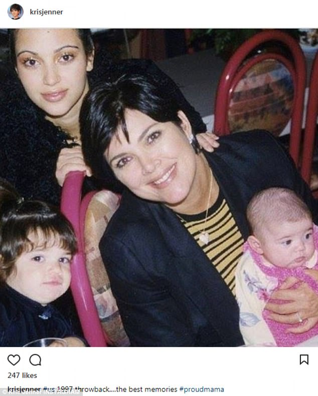 В сеть попало фото 17-летней Ким Кардашьян, и ее не узнать