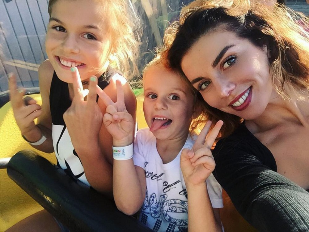 Седокова рассказала, что сбежала со свадьбы от отца своего третьего ребенка