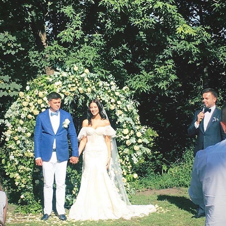 Участница «ВИА Гры» Анастасия Кожевникова вышла замуж — фото