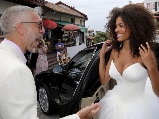 51-летний Венсан Кассель женился на 21-летней модели — фото