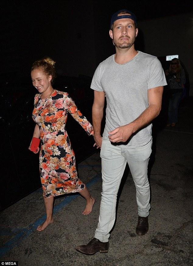 Панеттьери рассталась с Кличко и встречается с начинающим актером — фото