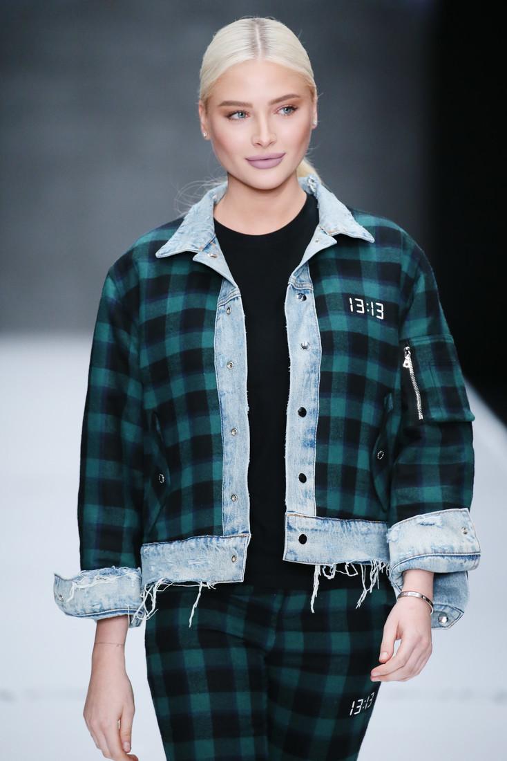 Шишкова стала звездой модного показа Тимати — фото