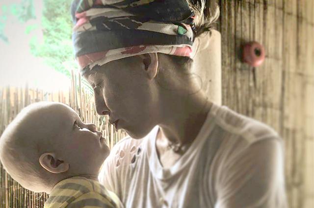 Ксения Собчак: Я плакала, когда узнала, что будет мальчик