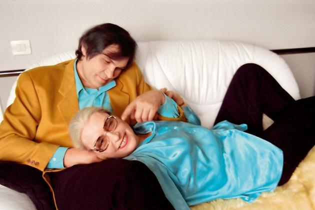 Бари Алибасов и Лидия Федосеева-Шукшина поженились — фото