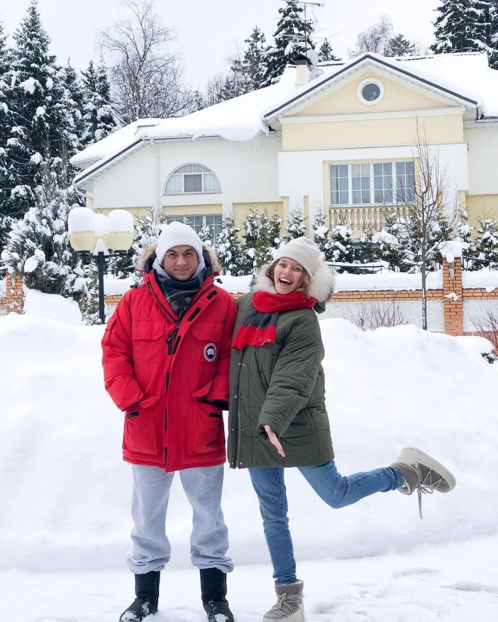 Тодоренко и Топалов рассказали о буднях с новорожденным сыном