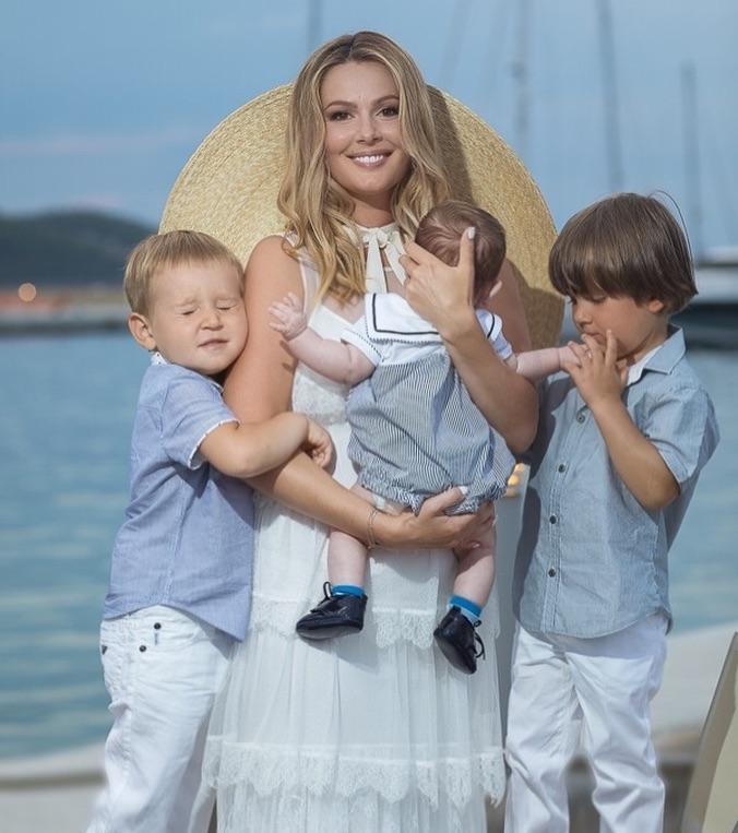 Мама троих детей Мария Кожевникова призналась, что не замужем