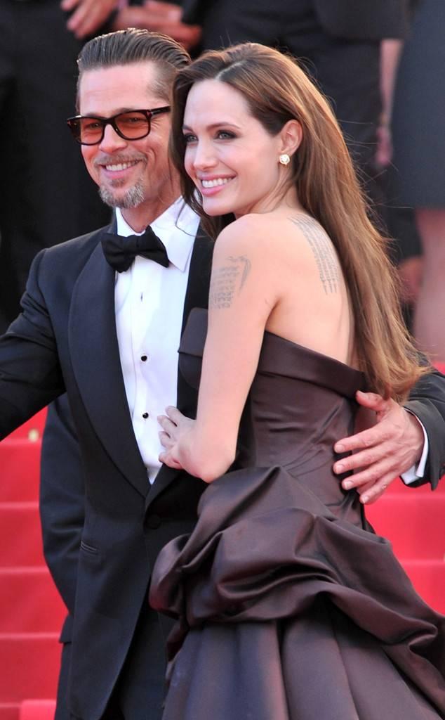 Питт и Джоли разводились дольше, чем были женаты: как это было