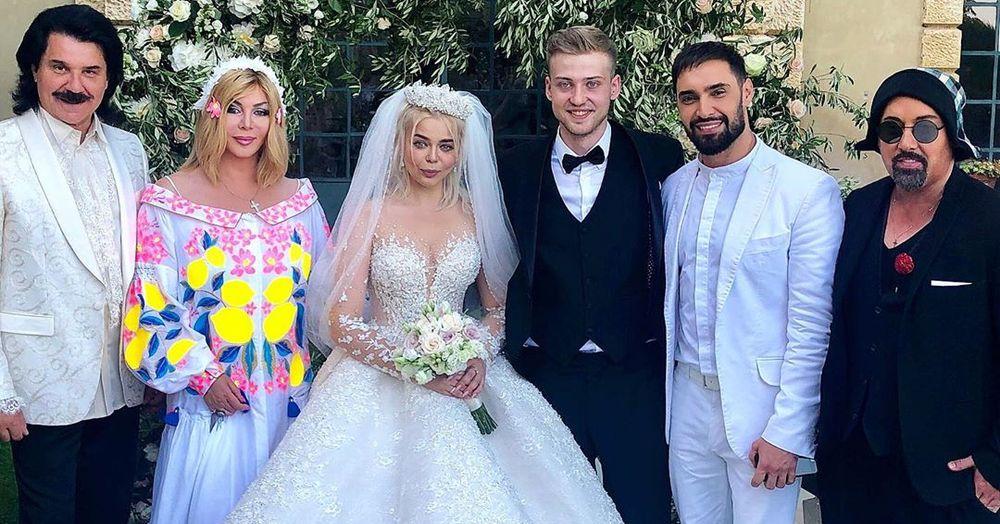 женщина алина гросу биография свадьба фото много радости