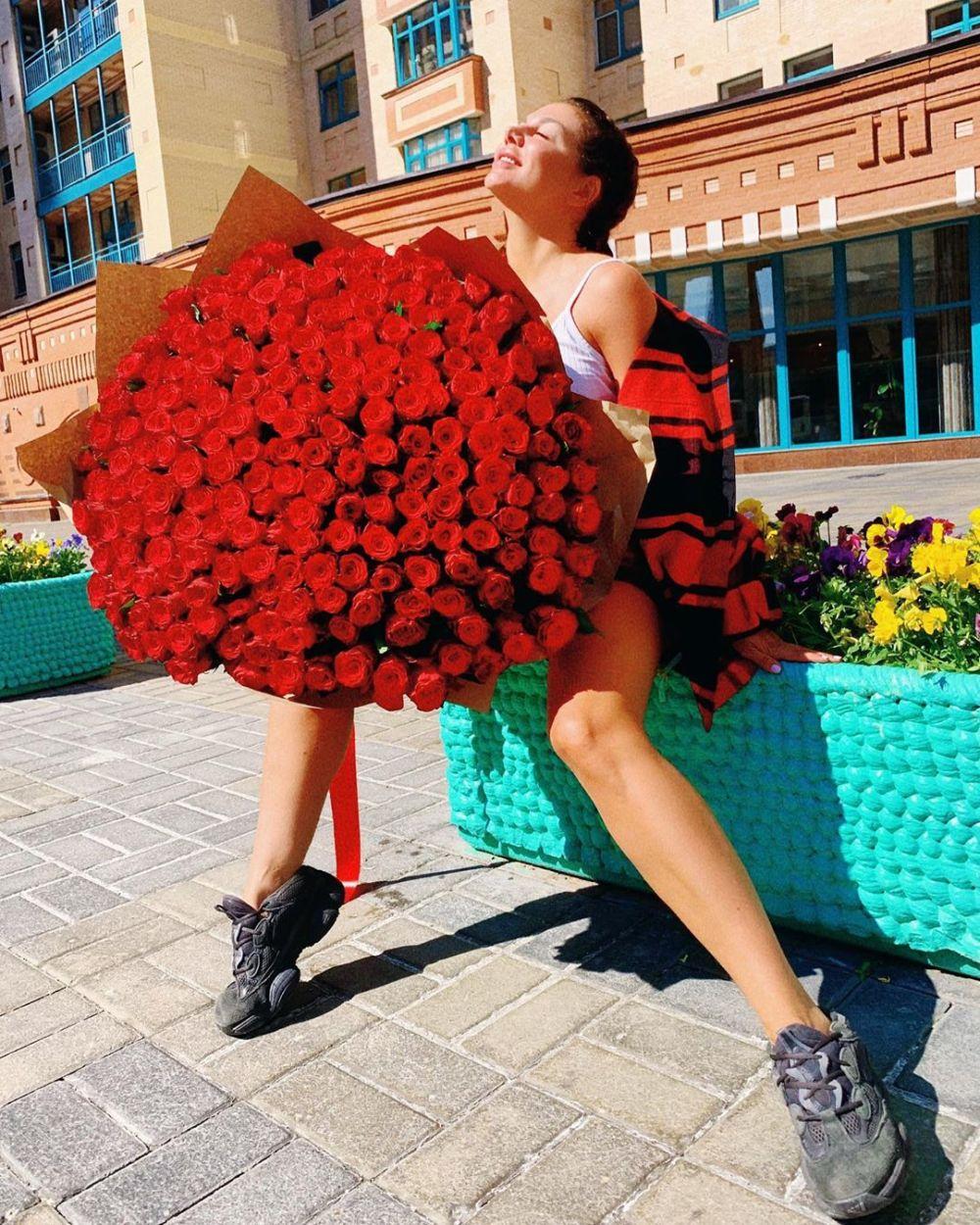 Анна Седокова: По букету всегда ясно, какой у мужчины размер