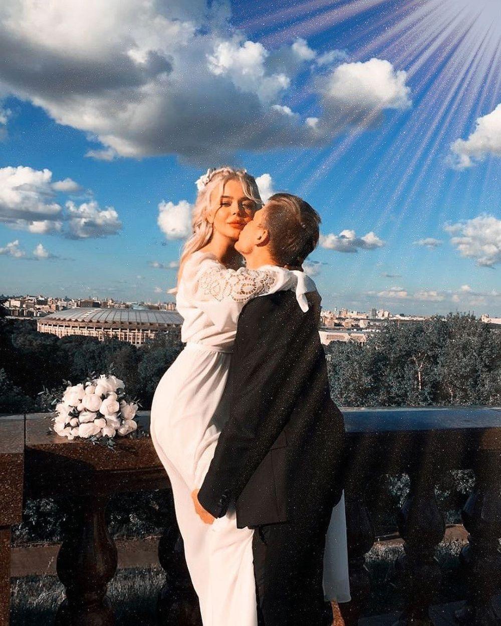 Алина Гросу вышла замуж и впервые показала своего любимого — фото