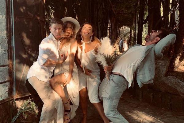 Ведущие «Орла и Решки» сыграют свадьбу — по-настоящему!