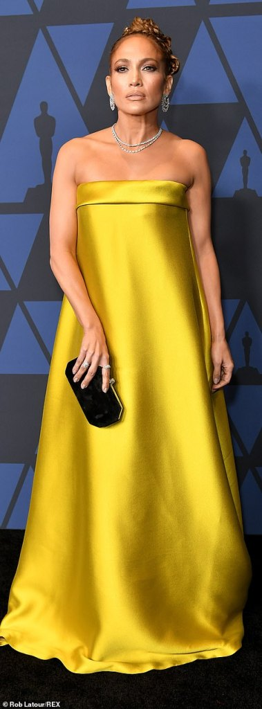 Голливудские дивы на церемонии Governors Awards — фото