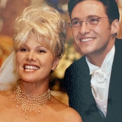 Хью Джекман растрогал поздравлением жены с 25-летием свадьбы