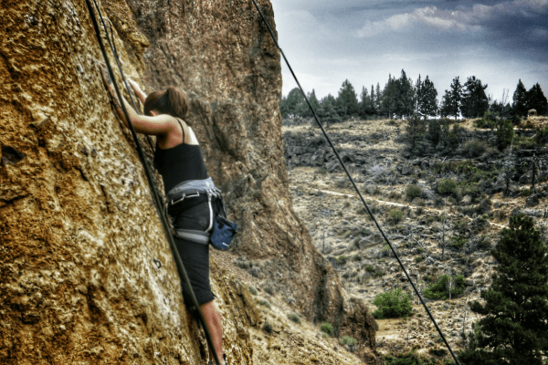 Smith Rock Oregon Climbing