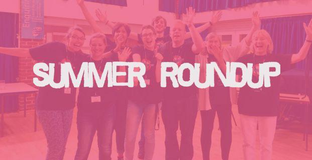 Summer roundup – 2017