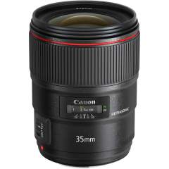 Obiectiv Canon 35mm f1.4