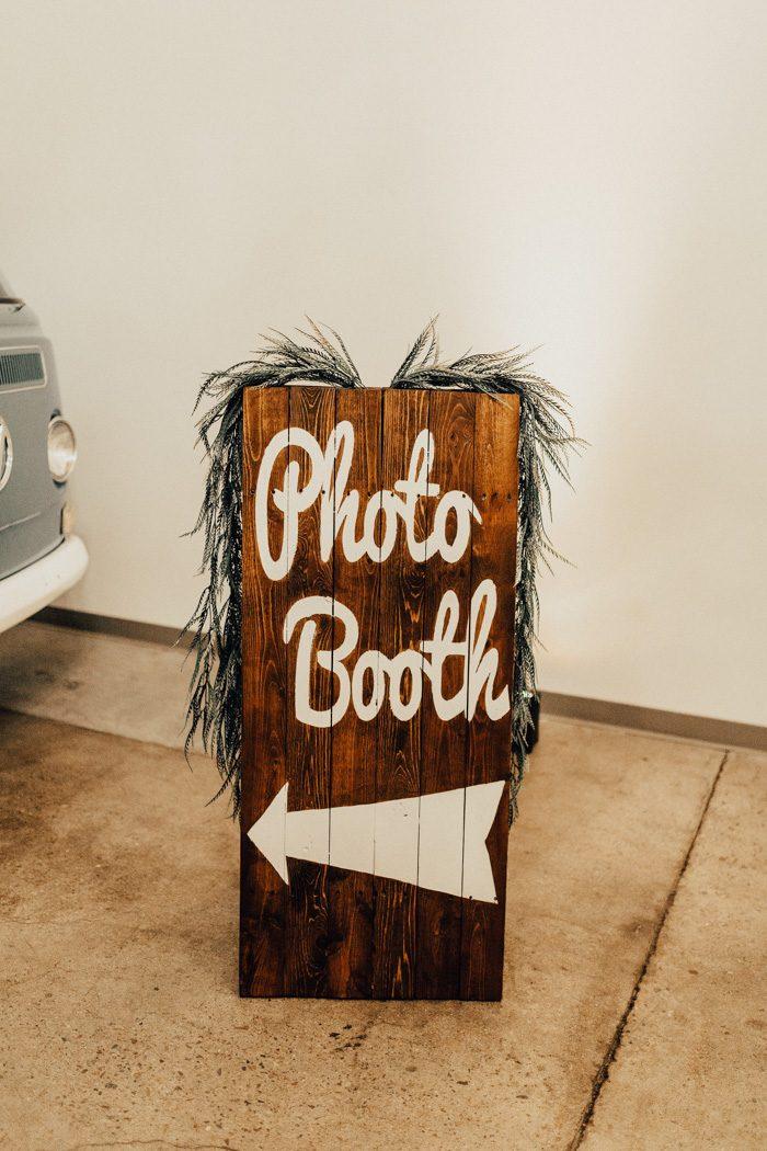 cabina foto la nunta