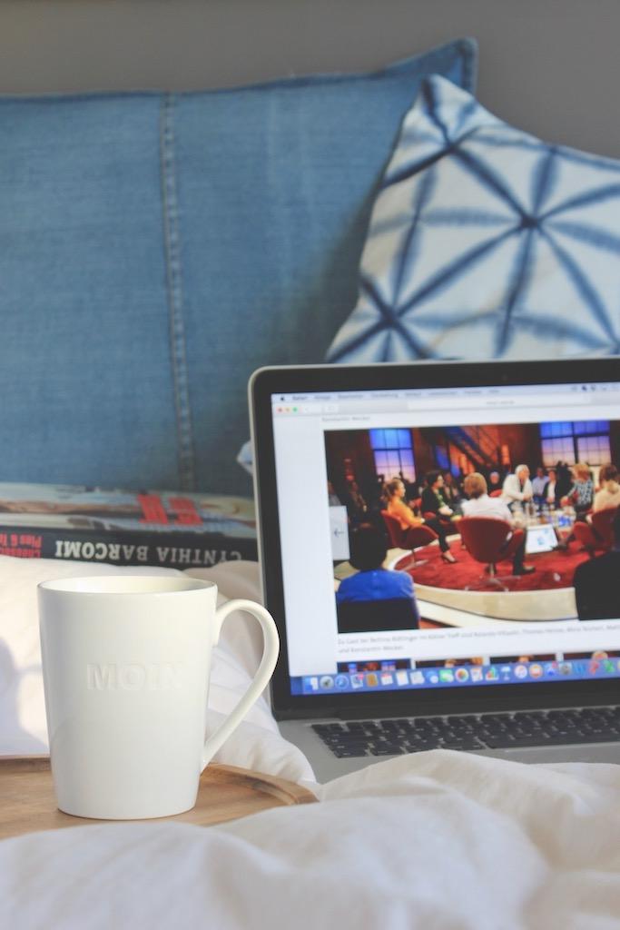 Netzwerken für blogger: Verlinken & entdecken beim #sonntagsglück auf s