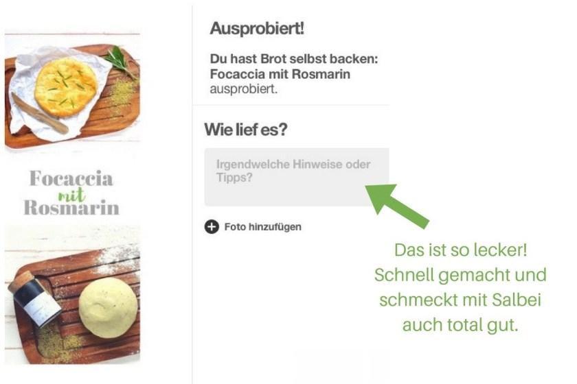 So funktioniert das neue Pinterest Feature: der Ausprobiert Button