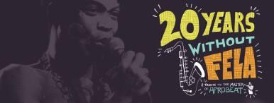 """May 5: 20 Years Without Fela! Vor 20 Jahren am 2. August 1997 verstarb Fela Kuti, der politische Aktivist, Musiker und Wegbereiter des Genres Afrobeat. Seinem musikalischen Vermächtnis ist dieser Abend gewidmet. Alma Afrobeat Ensemble (Barcelona) live Kelele (Berlin) live BestMate? Tropical Timewarp (London Berlin) dj set In diesem Rahmen freuen wir uns, Euch das erste Berlinkonzert des Alma Afrobeat Ensembles präsentieren zu können. Mit politischer Message, knackigem Groove und hochgradig tanzbaren Rhythms steht das Alma Afrobeat Ensemble an der Spitze einer internationalen Bewegung die den unvergleichbaren Sound von Fela Kuti & The Africa 70 am Leben hält. Gegründet in Chicago ist der Großteil der Band mittlerweile in Barcelona ansässig. Nach mehreren Alben veröffentlichte die Band im November 2014 den animierten Kurzfilm zum Song """"Majority Whip"""" der wie fast alle Songs des Alma Afrobeat Ensembles einen politischen Bezug hat und damit ganz in der Tradition der sehr häufig kritischen Songtexte des Begründers des Afrobeat Fela Kuti steht. Im März 2017 hat die Band ihre neue Single """"Remember"""" released. Support kommt von der Berliner Formation Kelele, die an diesem Abend exklusiv und zum ersten Mal, öffentlich Tracks von ihrem kommenden Album aufführen wird. Wer das 12 köpfige Orchester kennt weiß um die Energie der Band der sich vor der Bühne niemand entziehen kann! Wir freuen uns auf das Doppelkonzert bei dem garantiert kein Fuß vor dem anderen stehen bleibt und die Energie des Afrobeat das YAAM erfassen wird. Eine Energie die derzeit so lebendig ist wie selten zuvor! Präsentiert von: YAAM, Cosmo, Tropical Timewarp & HHV.DE www.yaam.de http://almaafrobeat.com/ https://soundcloud.com/kelele-music www.tropicaltimewarp.org"""