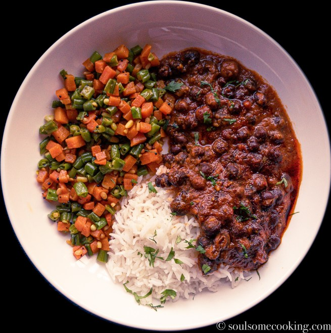 Chana masala chole masala