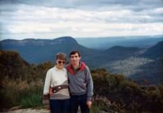 Blue Mountains Trip 1986