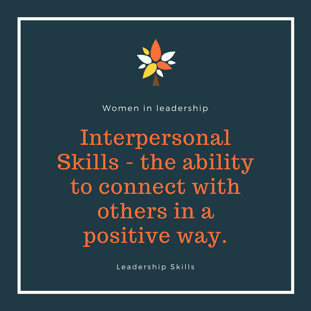 Leadership Skills Interpersonal Skills Journey Of Becoming