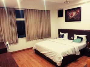 Hyd hotel room