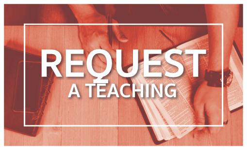 Request a teaching button(comp)