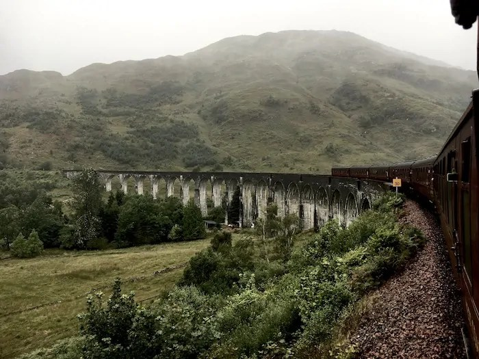 Night Train to… The Highlands.