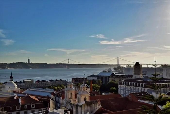 Travel in Lisbon.