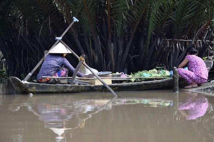 Responsible Travel Vietnam Mekong Delta.