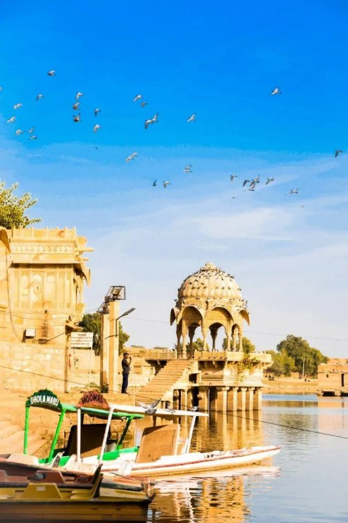 Ethical travel in Rajasthan, Jaisalmer - India