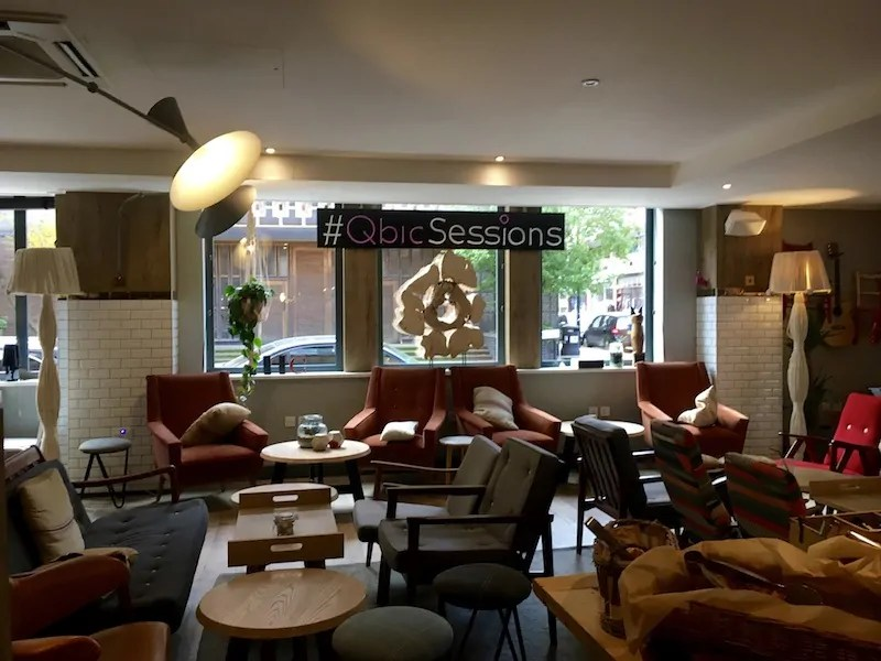 Review staying at london 39 s greenest hotel soul travel for Qbic london