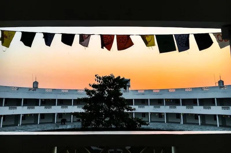 Aurorally Ashram Rishikesh India