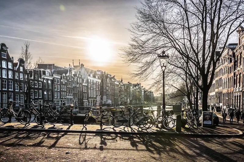eco friendly hotels in Amsterdam by soul travel blog