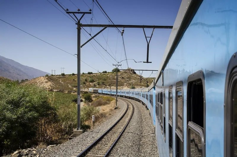 10 of the most scenic train journeys